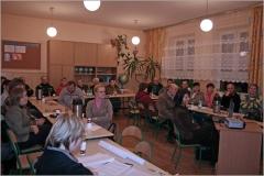 Zebranie wiejskie w Bukowie - 2008 r.