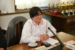 Finał konkursu Sołtys Roku 2008.