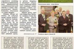 Dziennik Polski - wrzesień 2010 - Głos sołtysa - Wiesław Klimas