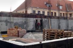 Prace budowlane - listopad 2010 r.