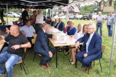 """Spotkanie integracyjne na """"Gęsim Rynku"""" - Buków 7 września 2019."""