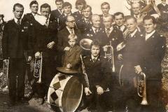 Orkiestra Dęta przy Ochotniczej Straży Pożarnej w Bukowie.
