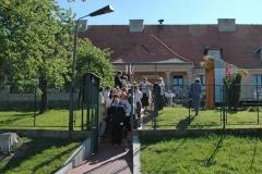 Uroczystość nadania imienia Szkole Podstawowej w Bukowie.