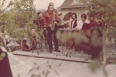 Połowa lat 80-tych Mogilany - wesele p. Tadeusza Gawędy
