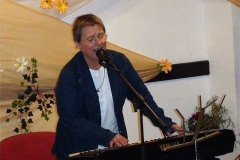 Występ GJPOK na uroczystości Dnia Kobiet 2009 - Barbara Grzesik