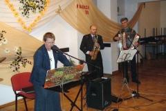 Występ GJPOK na uroczystości Dnia Kobiet 2009