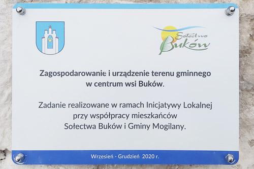 Tablica Buków 2021